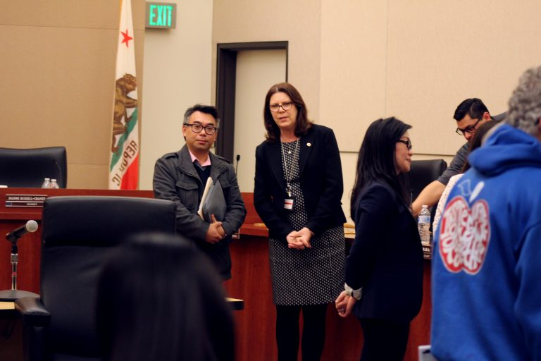Wing Ho takes flight, appointed as school board member