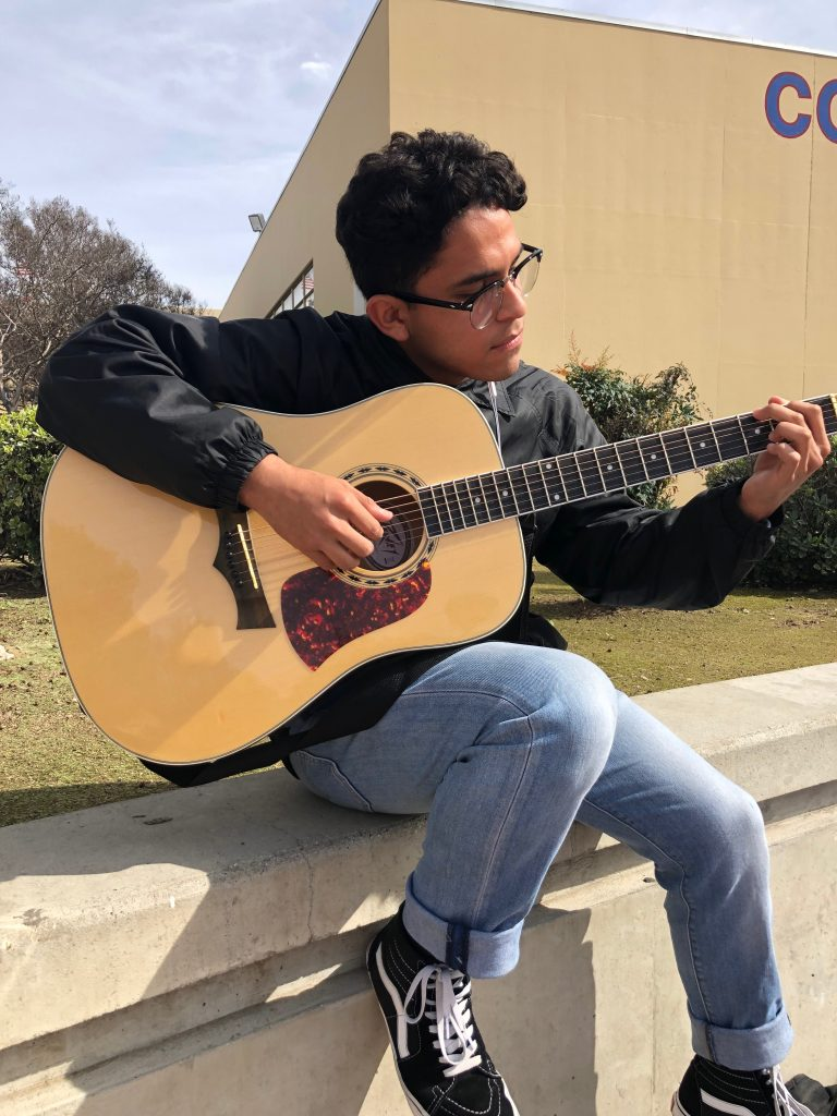 Marquez branches out into music