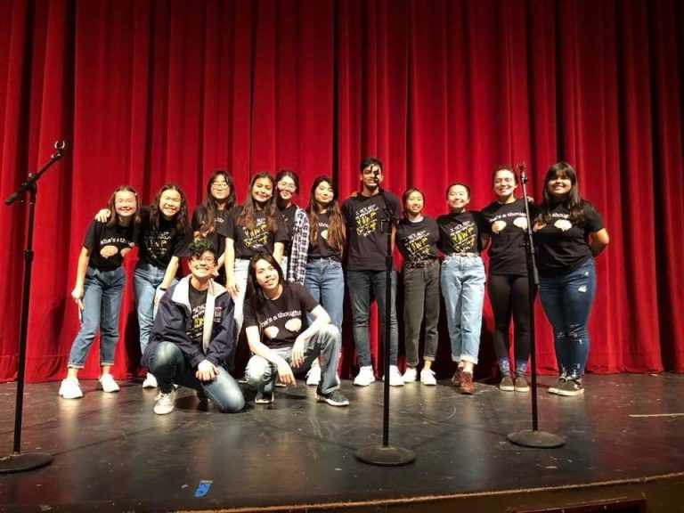 From page to stage: SG poets compete in Crosstown Scrimmage