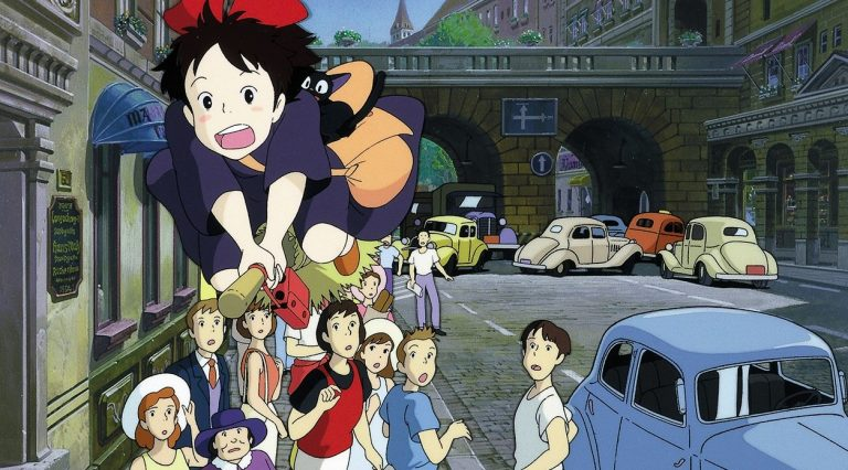 Studio Ghibli films play in theatres