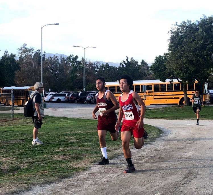 Cross Country crosses limits in season opener