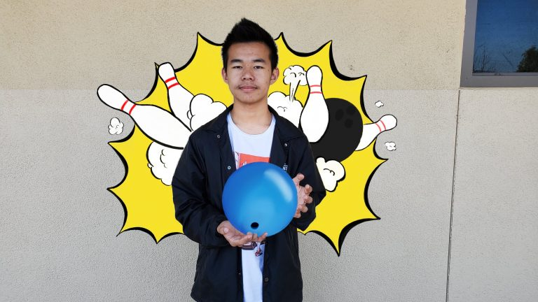 Bowling strikes Tran's interest, reconnects him with family