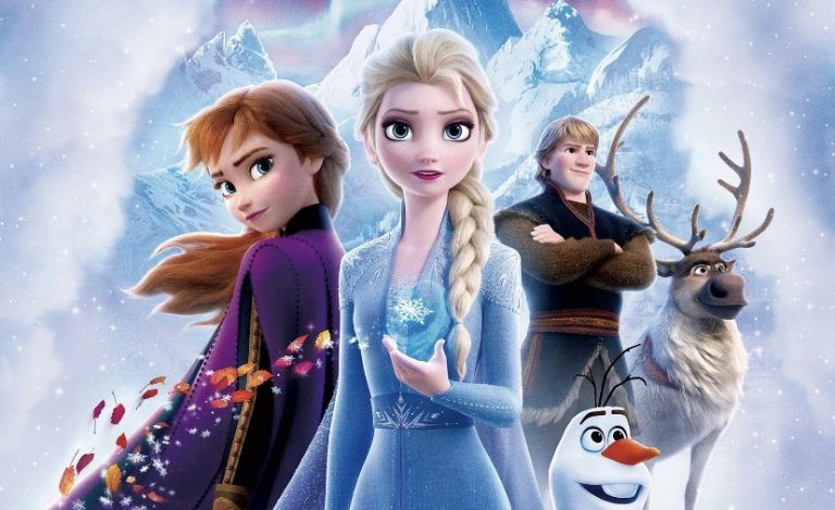 Frozen 2 stands out from prequel