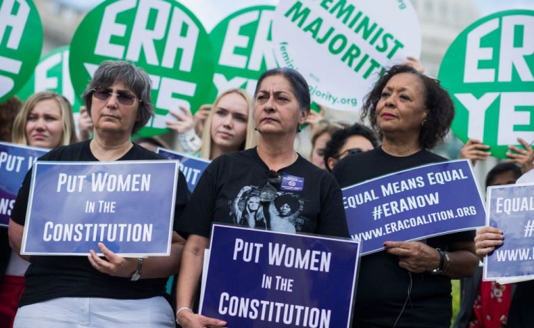 Equal Rights Amendment gains more attention