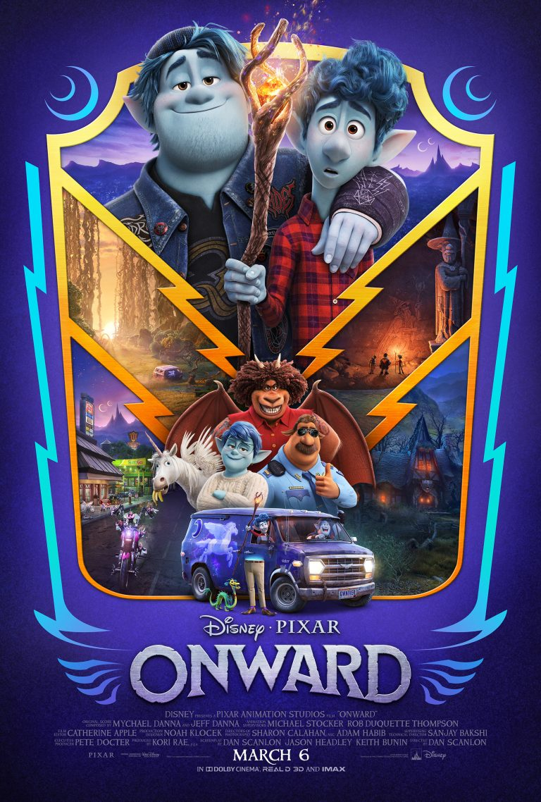 Onward excites audiences with adventurous story